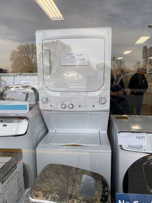 NEW GE Washer and Dryer Stack for Sale in Croydon, PA