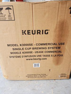 keurig k3000se for Sale in Sanford, FL