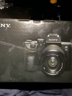 SONY A7siii for Sale in Los Angeles,  CA