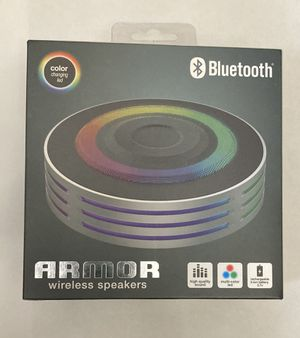 Armor wireless speakers $7 for Sale in Watauga, TX