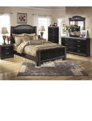 Queen bedroom set for Sale in Detroit, MI