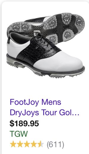 FootJoy #1 Shoe In Golf for Sale in Raleigh, NC