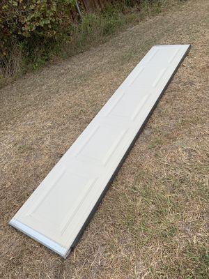 10ft x 12in Garage Door Panels (set of 4) for Sale in Midlothian, TX