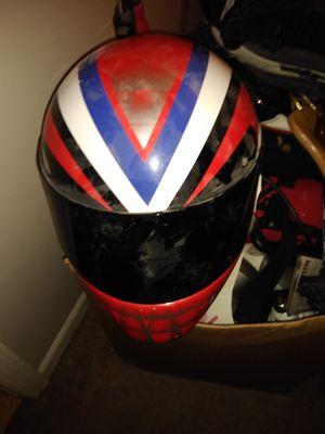 Vintage shoei racing helmet for Sale in Oswego, IL