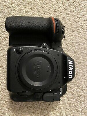 D500 w/ battery grip plus two lenses for Sale in Mesquite, TX