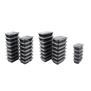 Food meal prep container reusable 70 pieces for thanksgiving! for Sale in Fountain Valley, CA