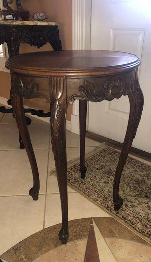 VINTAGE ZUK FURNITURE ANTIQUE TABLE for Sale in Boca Raton, FL