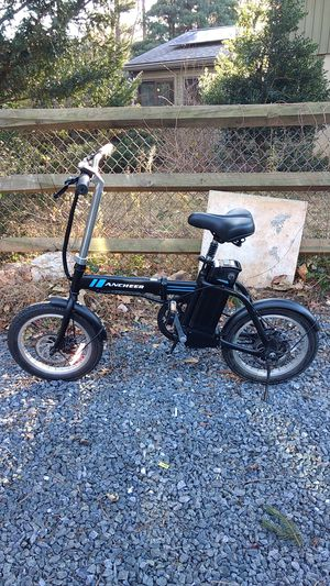 Ancheer 16 inch electric bike for Sale in Brookeville, MD