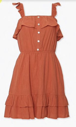 Ruffle trim dress for Sale in San Tan Valley, AZ