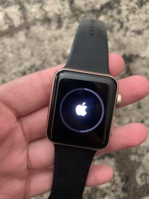 Apple Watch Series 3 with Cellular & GPS - 38mm for Sale in Glendale, AZ
