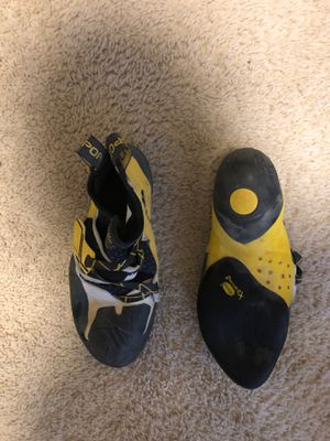 Rock climbing shoes for Sale in Littleton, CO