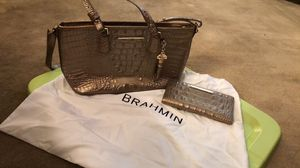 Brahmin Purse and wallet for Sale in Toledo, OH