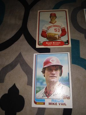 Baseball cards for Sale in Waterbury, CT
