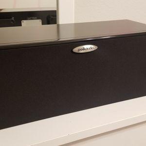 Like new - Polk Audio LSiM 704c Center Channel for Sale in Phoenix, AZ