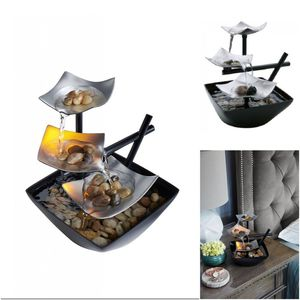Silver Springs Relaxation Water Fountain Outdoor for Sale in New York, NY