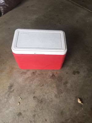 Coleman cooler for Sale in Chesterfield, MO