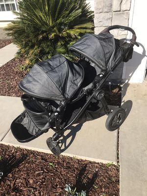 Baby Jogger City Select stroller for Sale in Temecula, CA