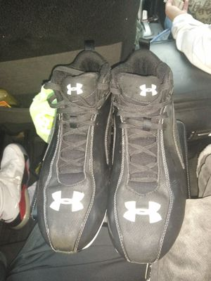 Under armour cleats size 11 for Sale in Heath, OH