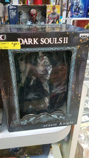 Dark Souls II 2 Banpresto Statue Collectible Figure Faraam Knight Sculpture for Sale in Leander, TX