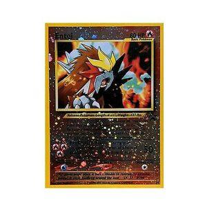 Pokemon Entei Black Star Movie Promo #34 Card for Sale in Clifton, NJ