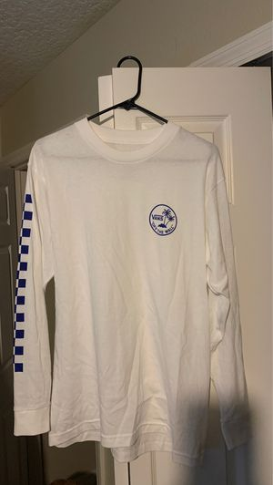 Long sleeve Vans shirt for Sale in DeBary, FL
