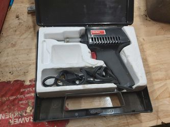 Nice Weller Soldering Gun In Case for Sale in Gresham,  OR