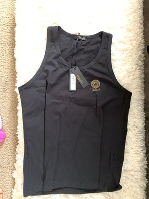 Brand new Men's Versace tank top for Sale in Seattle, WA