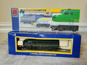 Used, Lifelike n scale locomotive train PRR 7751 for Sale for sale  Stewartsville, NJ