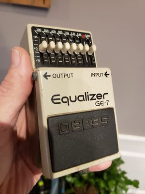 Boss EQ GE-7 for Sale in Durham, NC