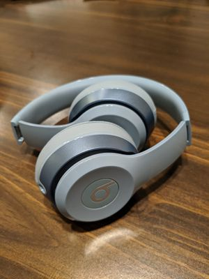 Beats Solo 2 - Light Blue - wired headphones - Barely used, new condition - works perfectly! for Sale in Auburndale, MA