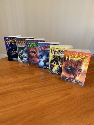 Warriors: The New Prophecy - Erin Hunter for Sale in Davie, FL