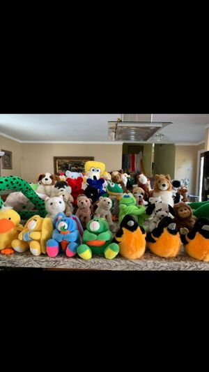 Stuffed animals and plush toys for Sale in Vienna, VA