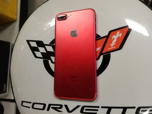 Unlocked Red iPhone 7 Plus 128 GB for Sale in Port St. Lucie, FL