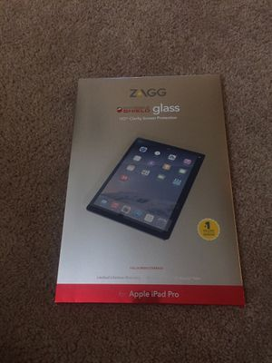 ZAGG HD SCREEN PROTECTOR IPAD PRO for Sale in Phoenix, AZ