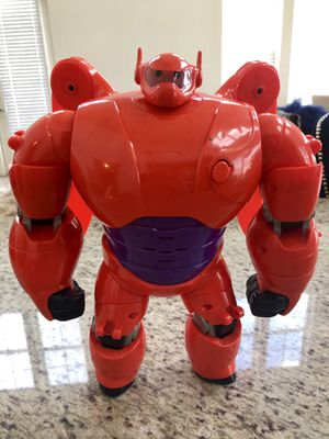 """Baymax"" robot from the movie ""Big Hero 6"" for Sale in San Antonio, TX"
