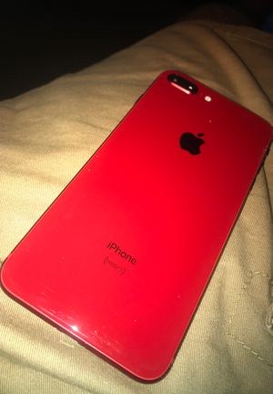 iPhone 8 Plus special red edition! for Sale in Alafaya, FL