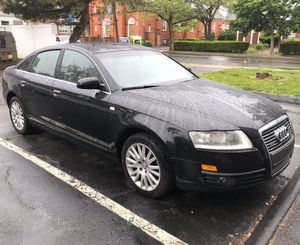 Audi A6 3.2 2007 RUNS GOOD ❗️ No Title for Sale in CT, US