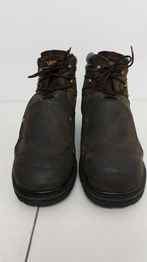 Sz 14EE Steel Toe Work Boots with Extra Protection for Sale in Raleigh, NC