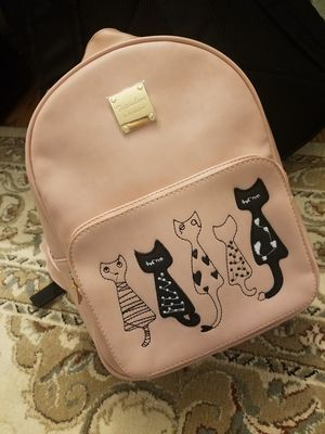 cat design backpack for Sale in Aurora, CO