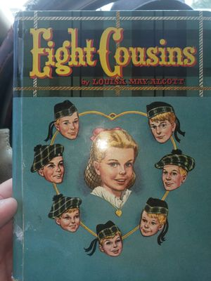 Vintage Eight cousins book for Sale in Hanover, PA