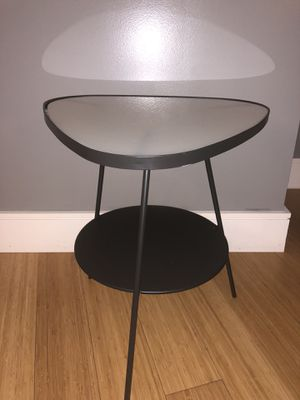 Glass side table for Sale in Boston, MA