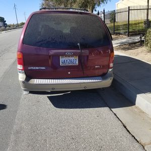 2000 Ford Windstar Slt for Sale in Banning, CA