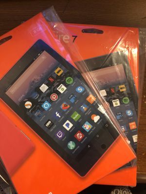 Amazon Kindle Fire 7 8 GB for Sale in Oakland, CA