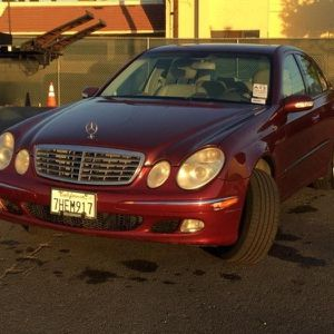 2003 Mercedes E320 for Sale in Los Angeles, CA