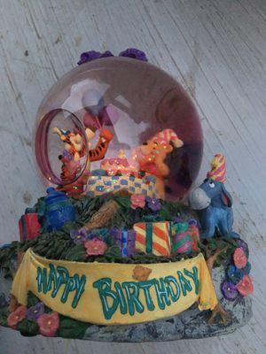 Disney collectors snow globe for Sale in Laveen Village, AZ