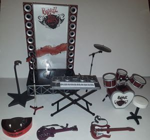 Bratz Rock Angel's Doll Stage Playset for Sale in Kissimmee, FL