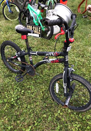 Kids x games bmx bike 18in for Sale in West Chicago, IL