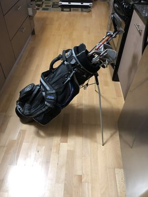 Turner XGen Golf Clubs and Bag for Sale in Chicago, IL