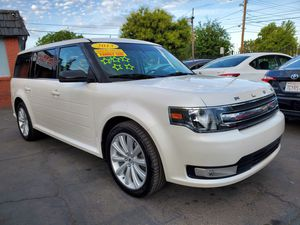 2013 FORD FLEX SEL FULLY LOADED AND RUNS EXCELLENT for Sale in Modesto, CA