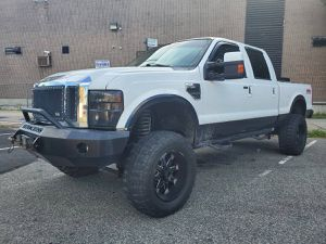 2008 Ford F-350 6.4 F350 F 350 KING RANCH 4dr 4wd Crew Cab LB DIESEL for Sale in Brooklyn, NY